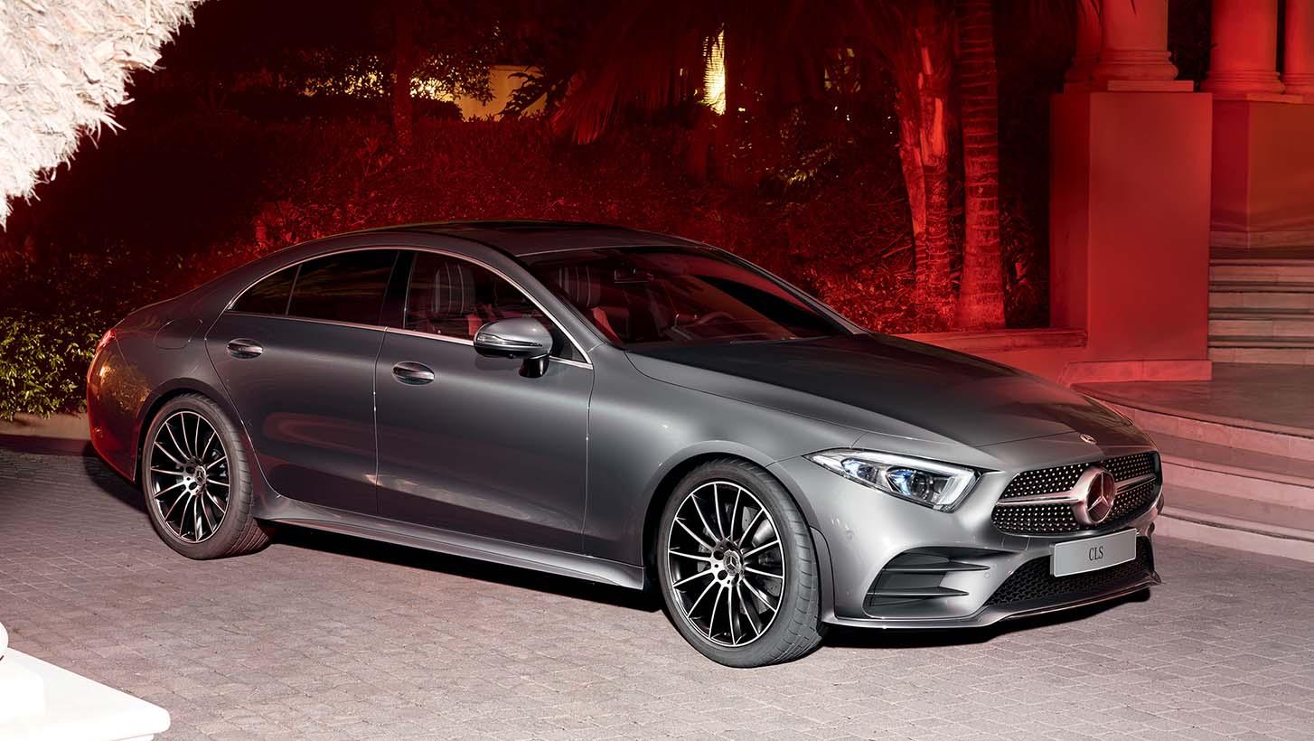 Nuevo Mercedes-Benz CLS Coupé Concesur Sevilla