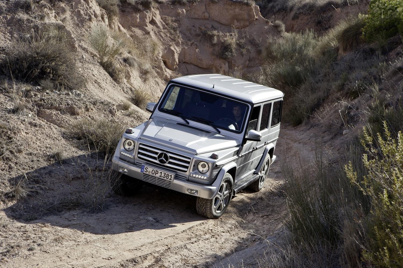 """Mercedes-Benz arrasa en los premios de la prestigiosa publicación """"OFF ROAD"""""""