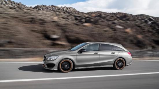El nuevo Mercedes-Benz CLA Shooting Brake ya está aquí