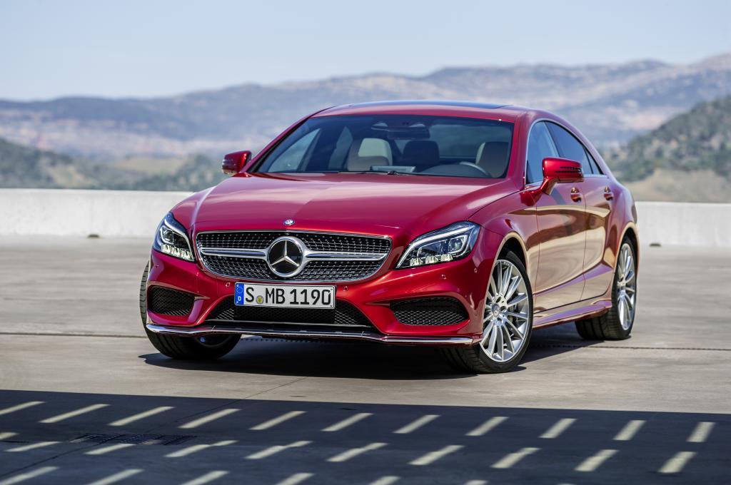 El modelo CLS de Mercedes-Benz cumple diez años y lo celebra con su renovación