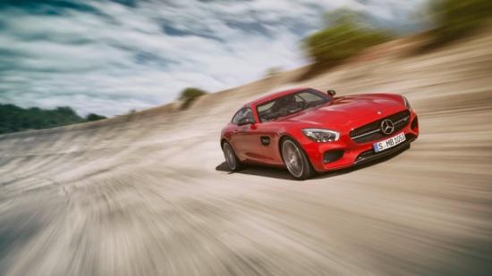 Nuevo Mercedes-Benz AMG-GT, pura deportividad