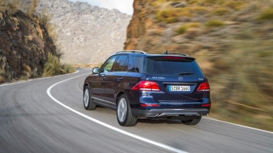 Nuevo Mercedes-Benz GLE, así es el sucesor del Clase M