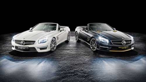 Mercedes-Benz SL 63 AMG World Championship 2014 Collector´s Edition, ¡conócelo!