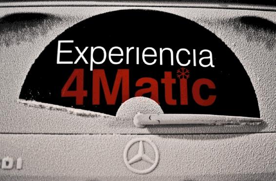 EXPERIENCIA 4MATIC EN VALLNORD