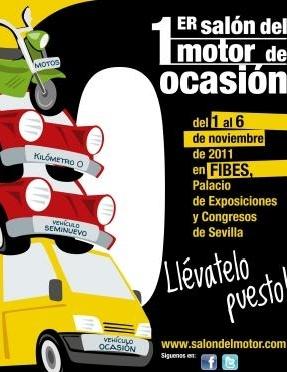 Concesur en el I Salón del Motor de Ocasión de Sevilla