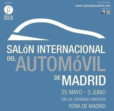 24.05.2012 LLEGA A MADRID EL SALÓN INTERNACIONAL DEL AUTOMÓVIL 2012.