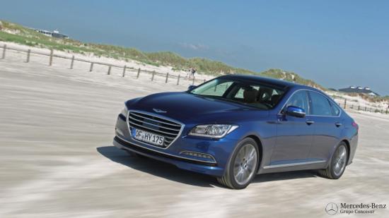 Nuevo Hyundai Génesis, el salto al segmento premium