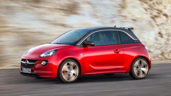 El Opel Adam sobrepasa los 100.000 pedidos