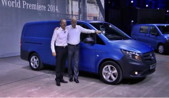 Te presentamos la nueva Vito de Mercedes-Benz