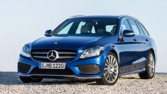 El nuevo Mercedes Benz Clase C Estate llega a los concesionarios Concesur