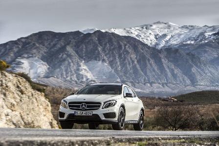 2014: un año de éxitos para Mercedes-Benz