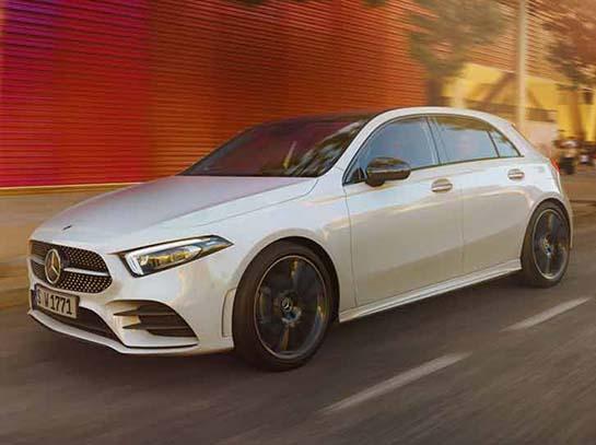 Nuevo Mercedes-Benz Clase A 2018 Concesur Sevilla