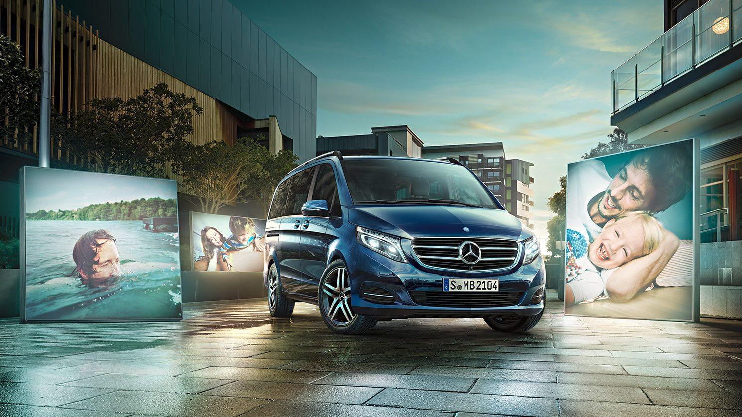 Mercedes-Benz Clase V