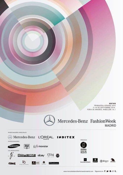 ¿Te vienes a la Mercedes-Benz Fashion Week Madrid? ¡PARTICIPA!