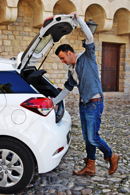 El Hyundai i20 llega a Jaén y te está buscando
