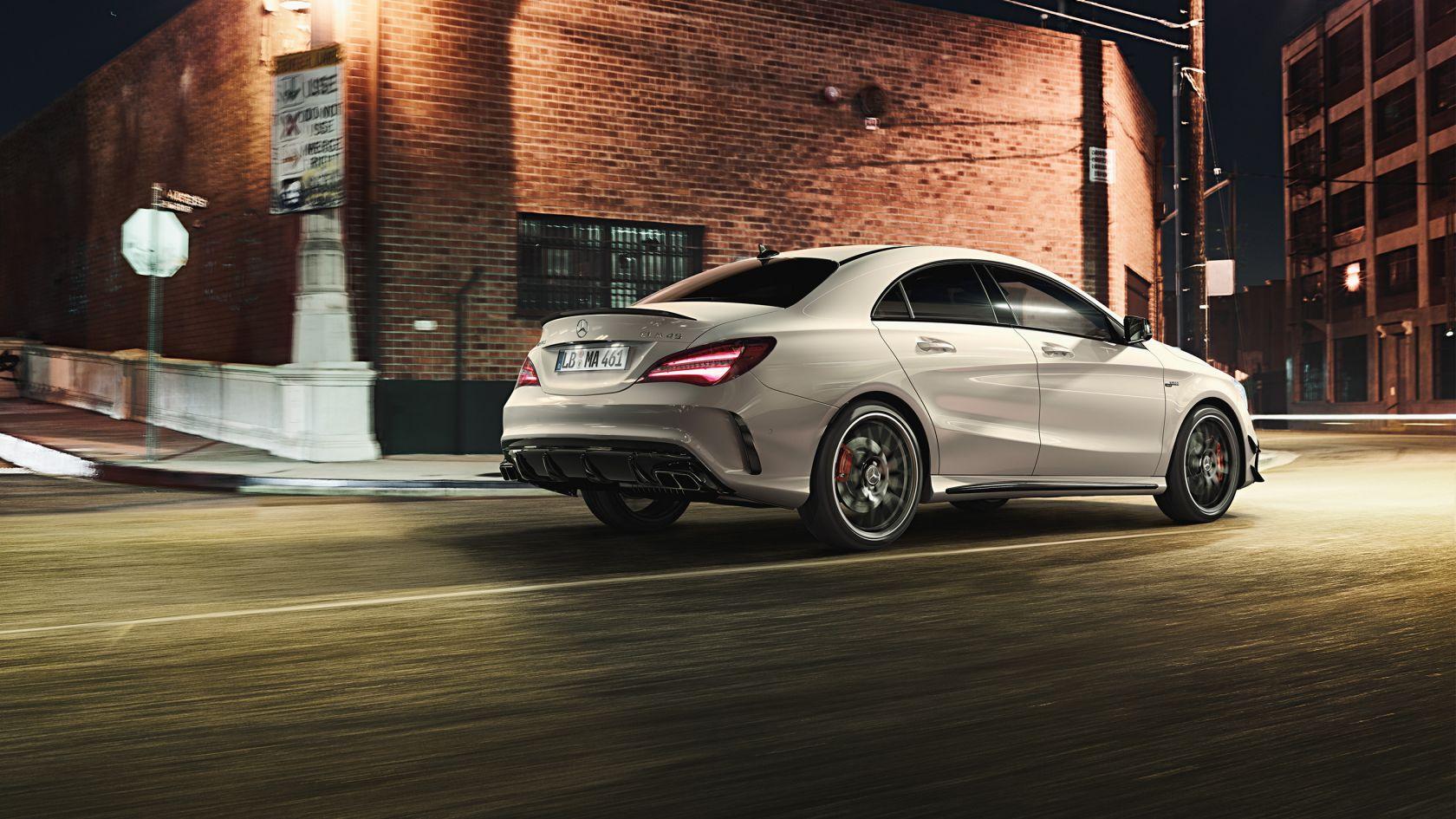 Mercedes-Benz CLA Coupé Concesur