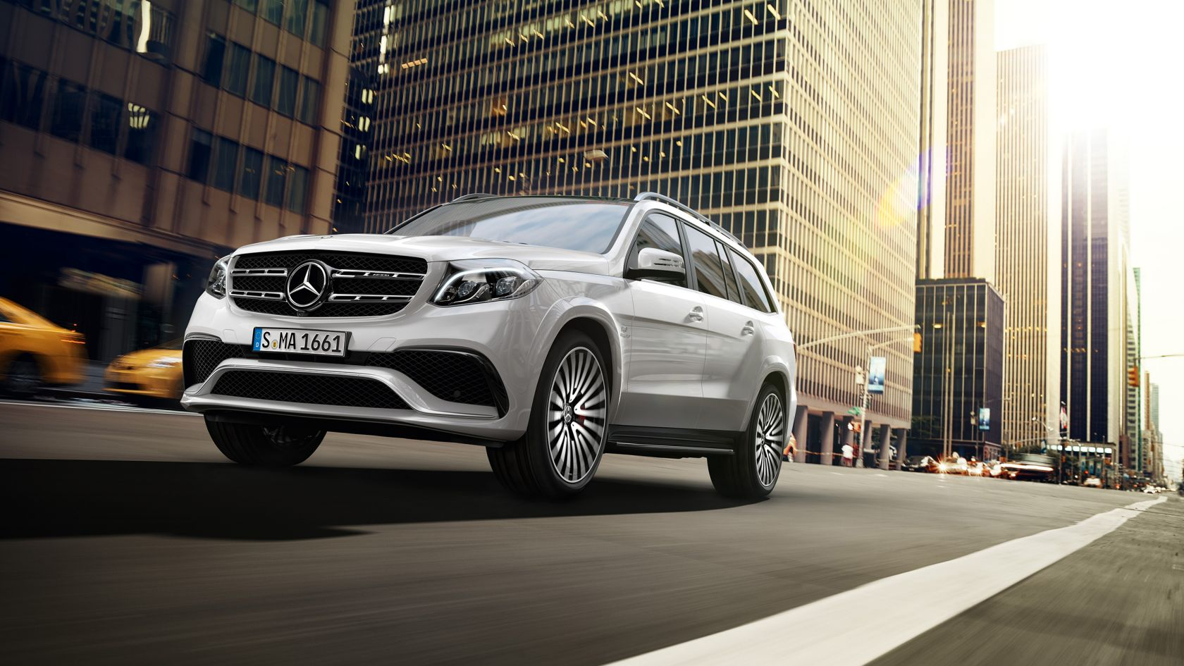 Mercedes-Benz GLS Concesur