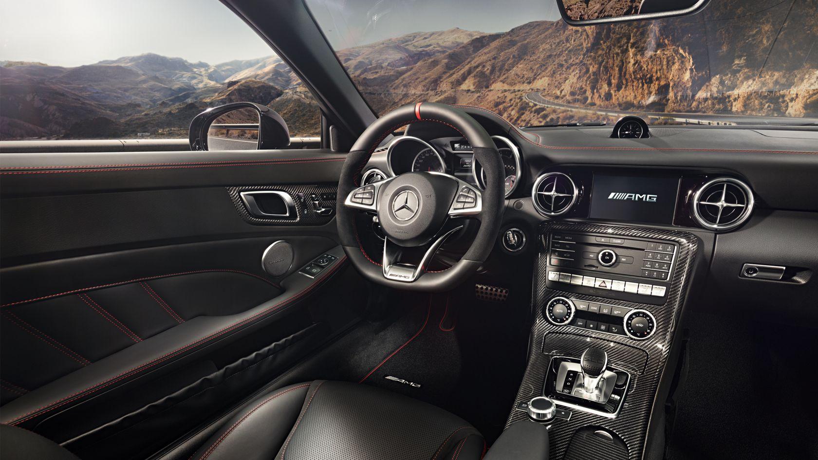 Mercedes-Benz SLC Roadster Concesur