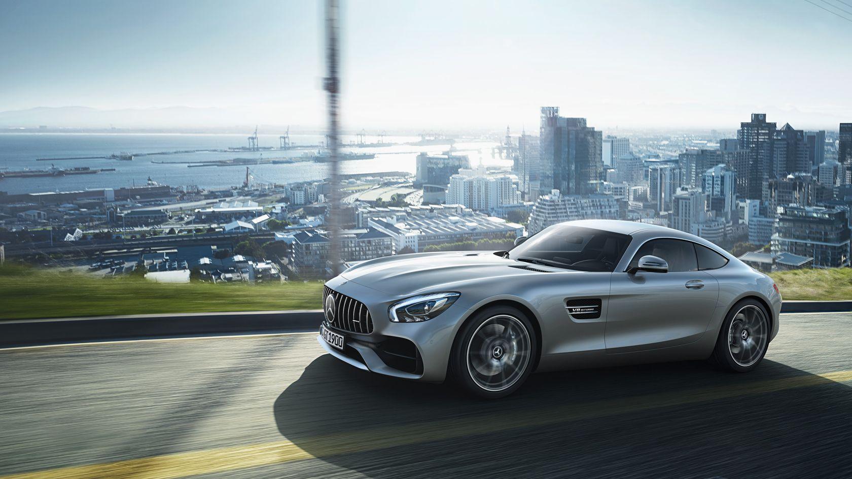 Mercedes-AMG GT Concesur Mercedes-Benz