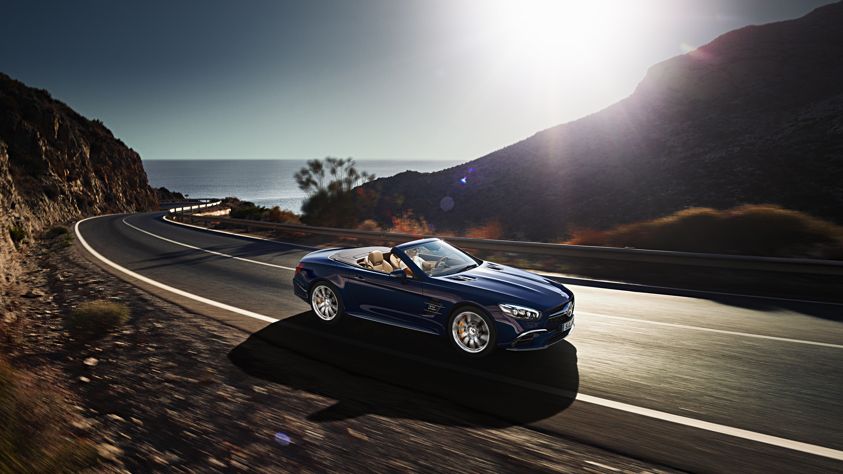 Mercedes-Benz SL Roadster Concesur