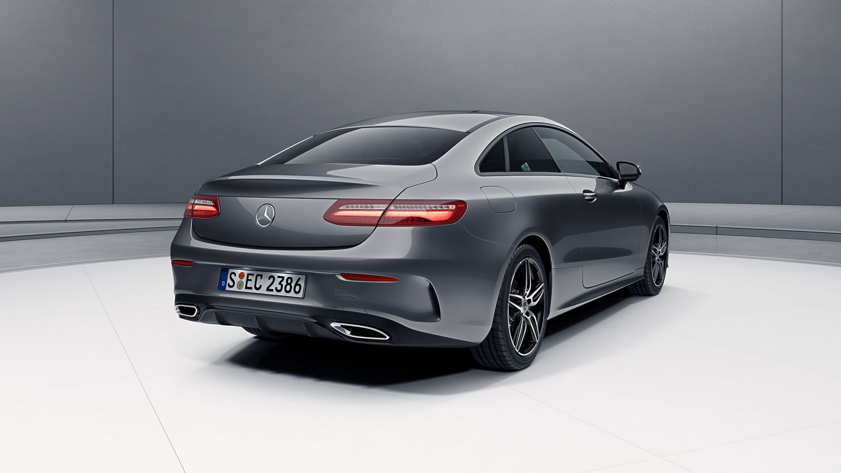 Mercedes-Benz Clase E Coupé Concesur