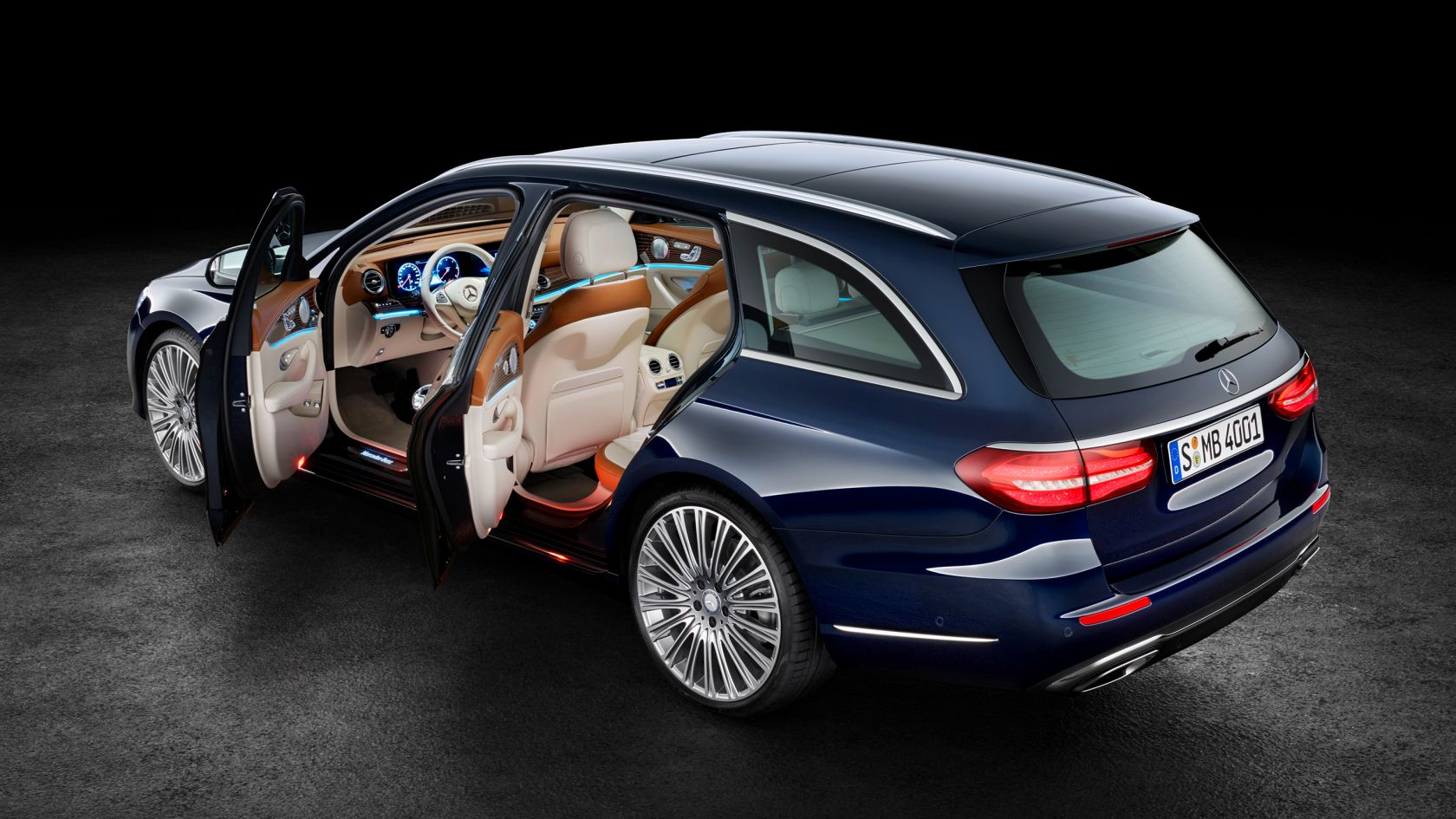Mercedes-Benz Clase E Estate Concesur