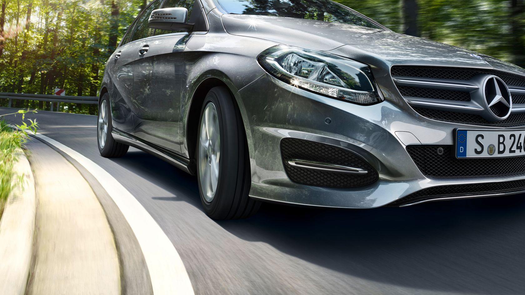Mercedes-Benz Clase B Concesur