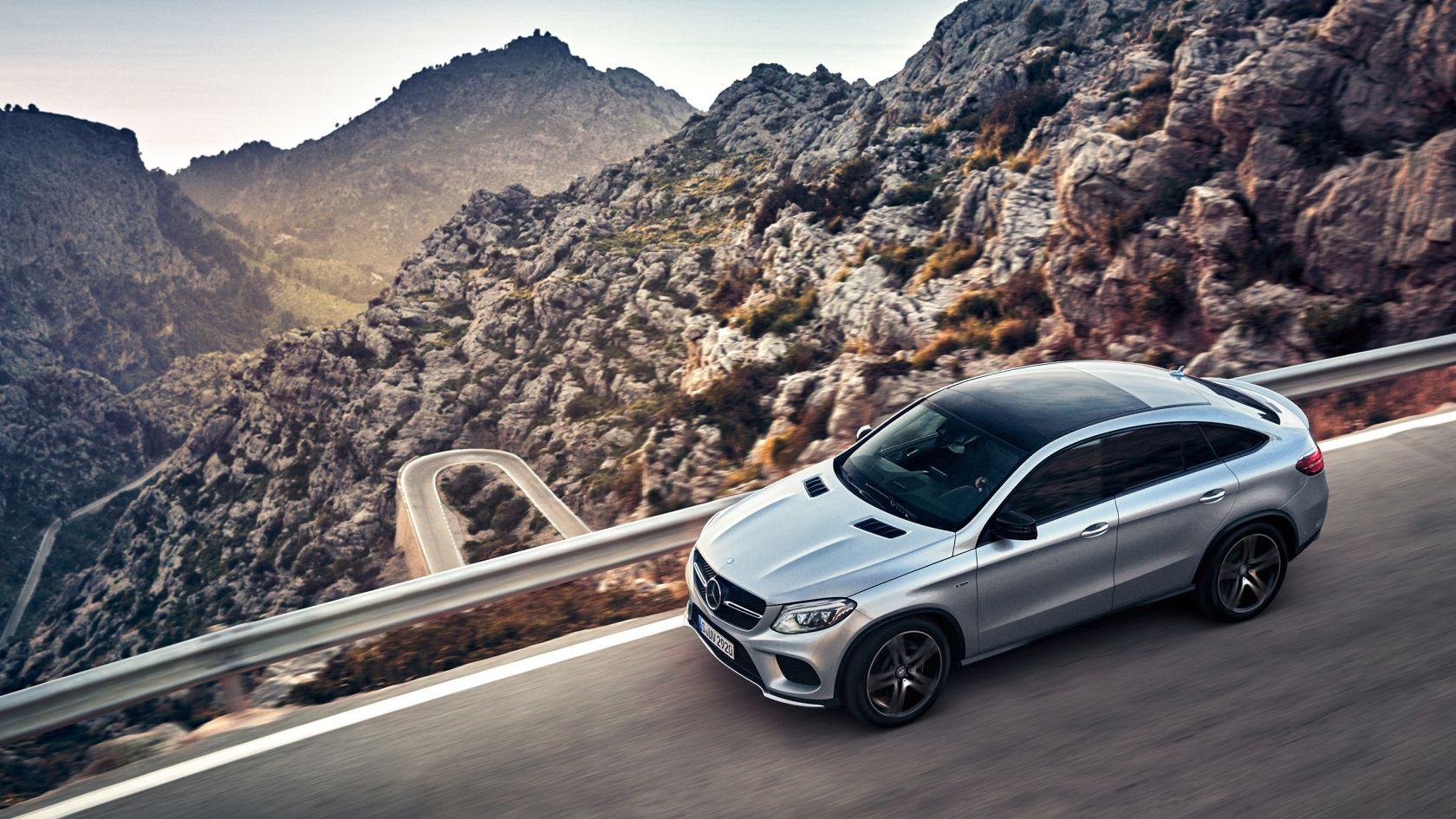 Mercedes-Benz GLE Coupé Cocnesur