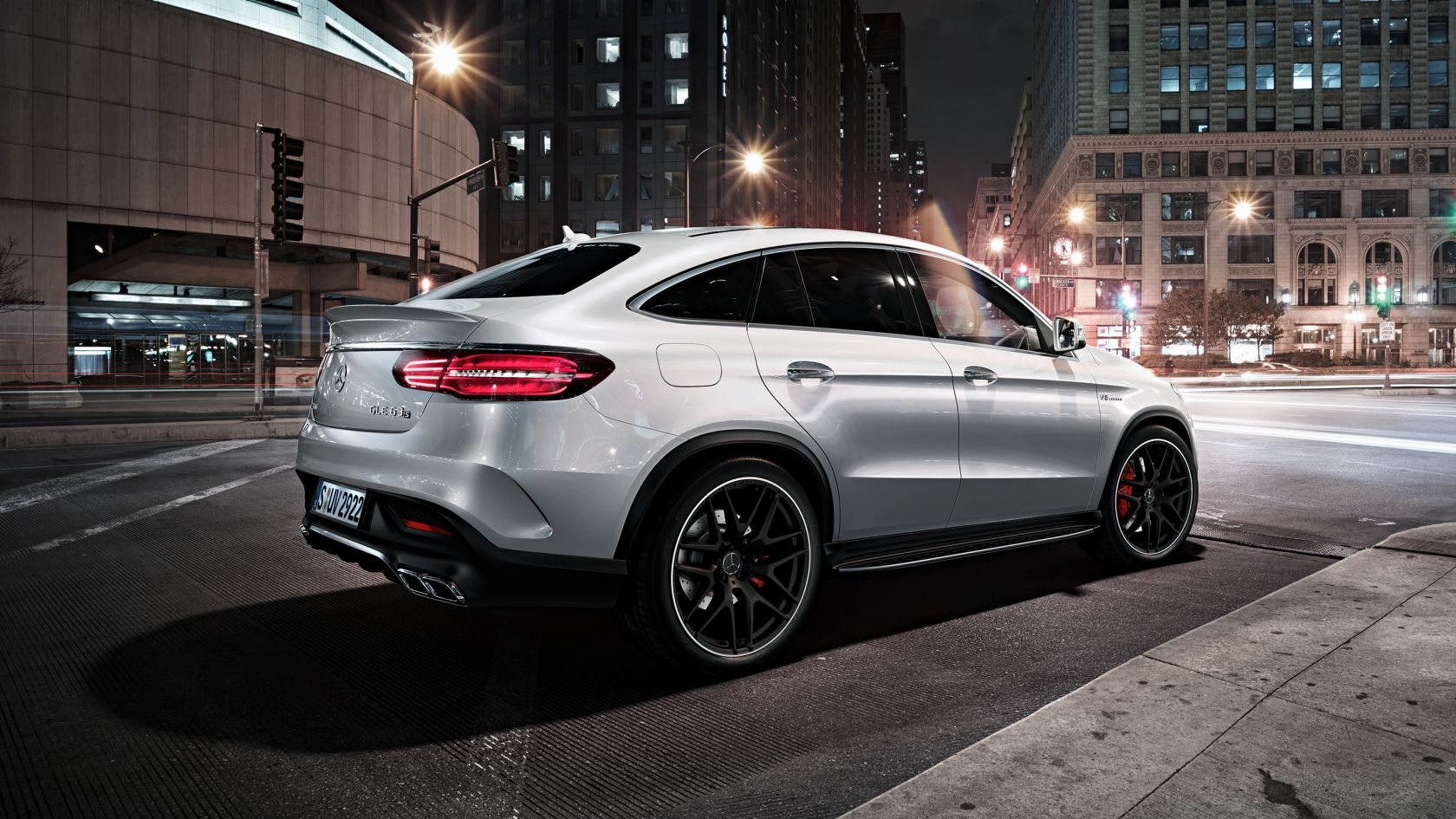 Mercedes-Benz GLE Coupé Concesur