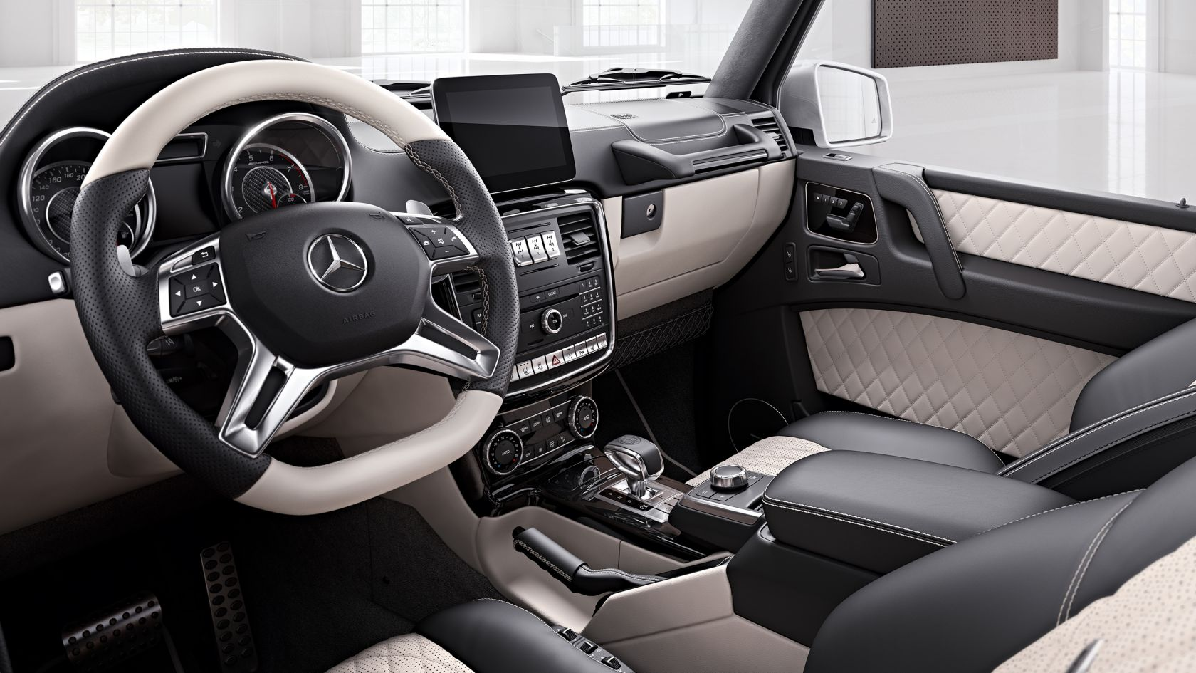Mercedes-Benz Clase G Concesur Mercedes-Benz