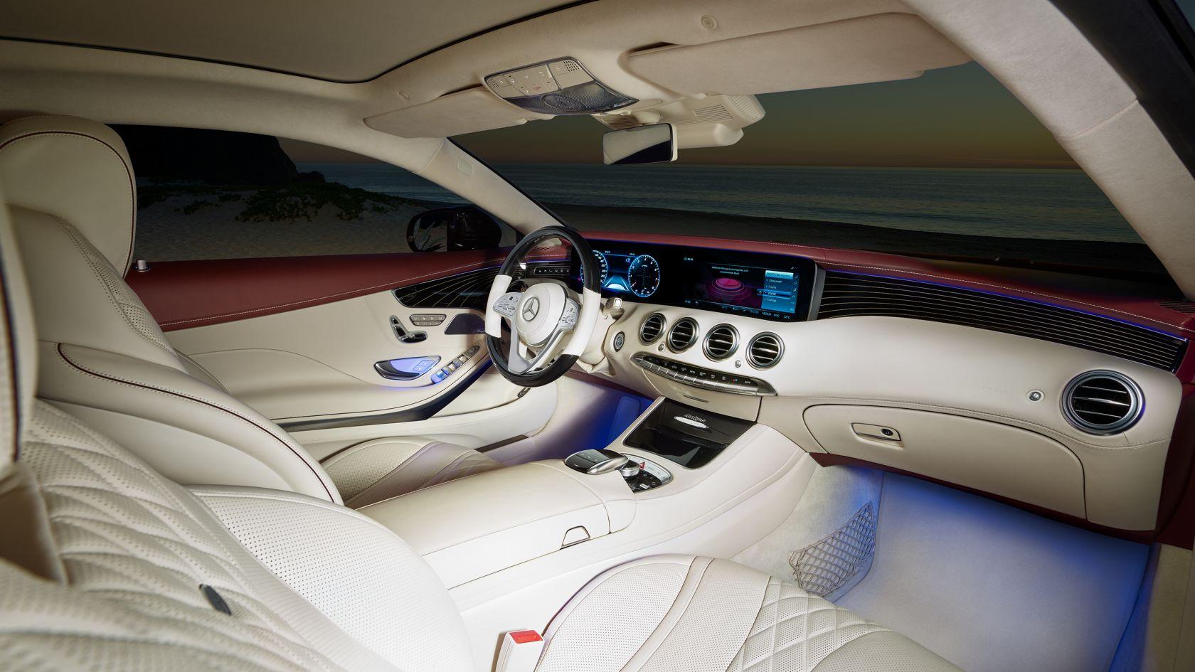 Mercedes-Benz Clase S Coupé Concesur