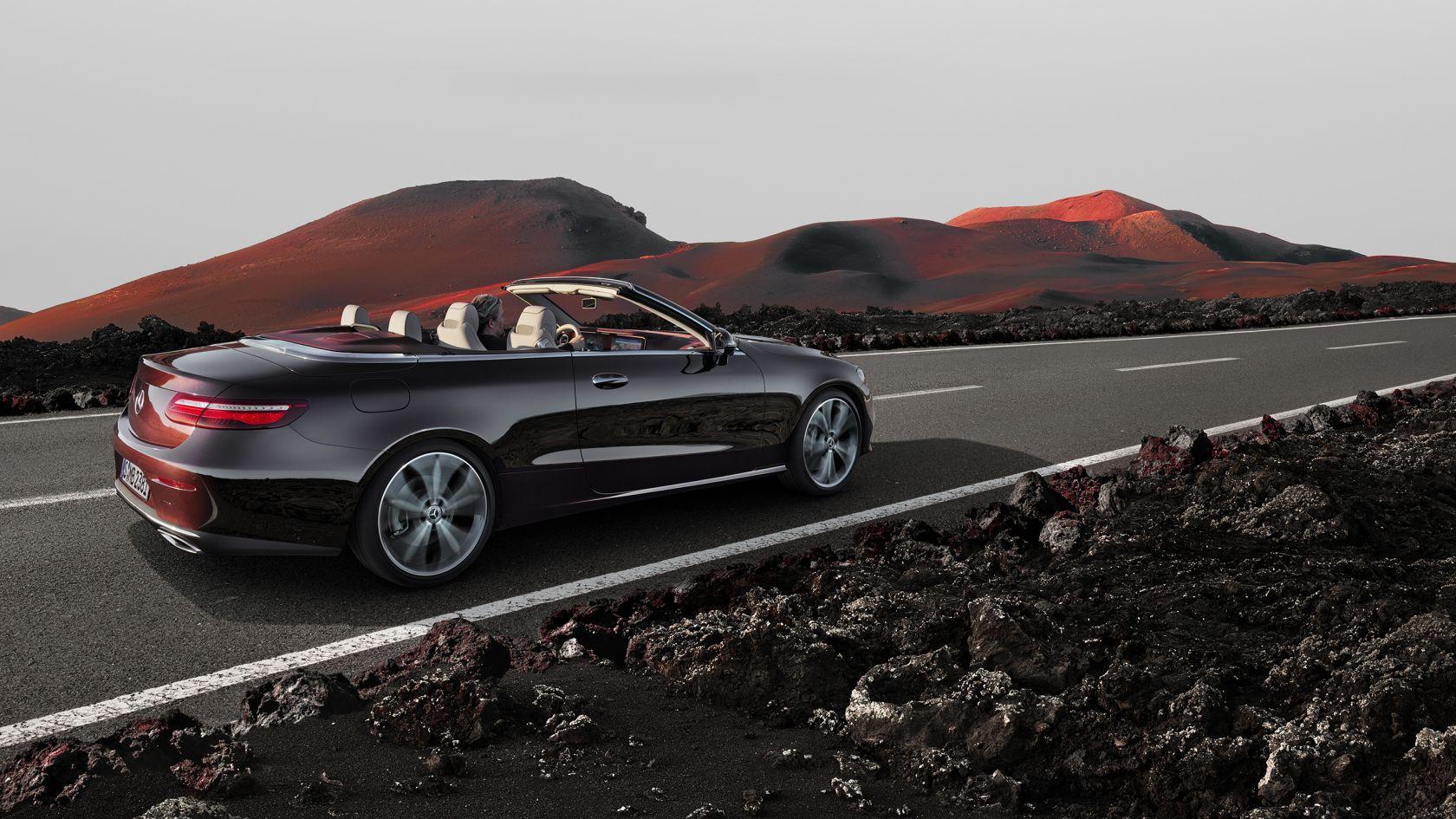 Mercedes-Benz Clase E Cabrio Concesur