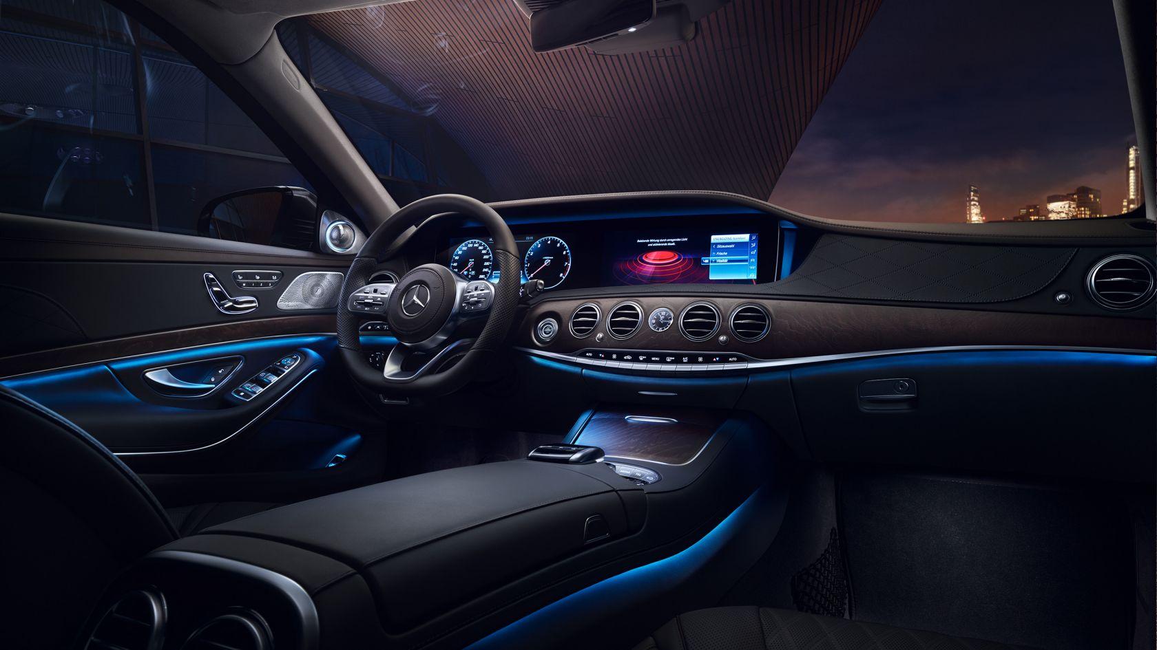 Mercedes-Benz Clase S Concesur