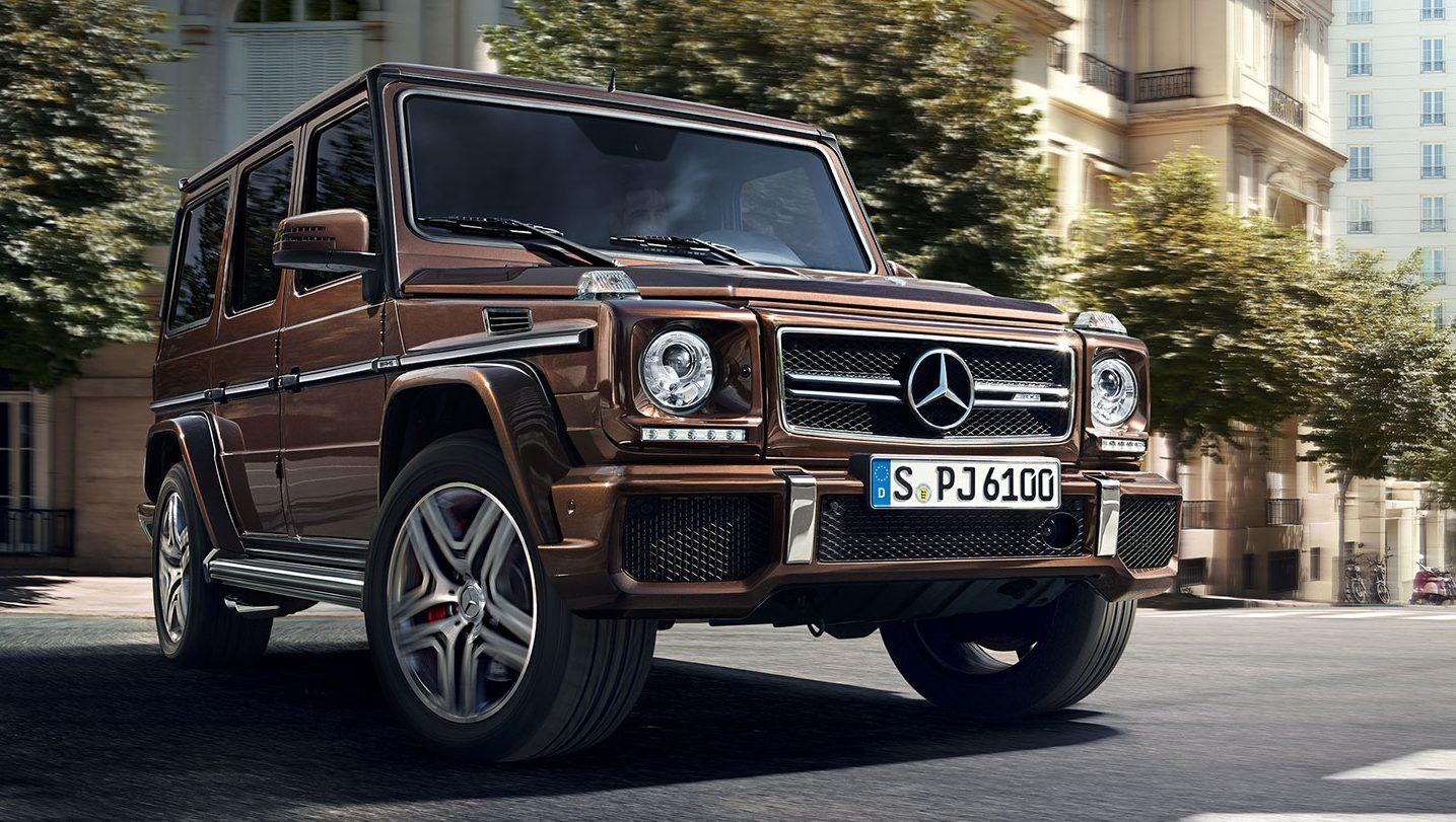 Mercedes-Bnez Clase G