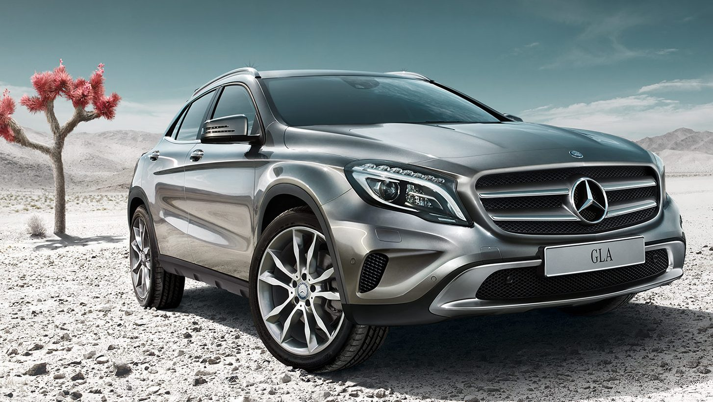 Mercedes benz gla nuevo suv grupo concesur for Mercedes benz suv gla