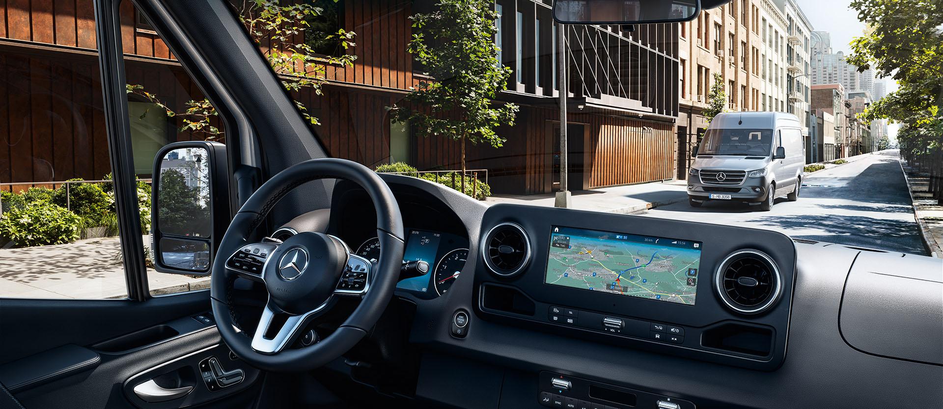 Nueva Mercedes-Benz Sprinter 2018 Concesur