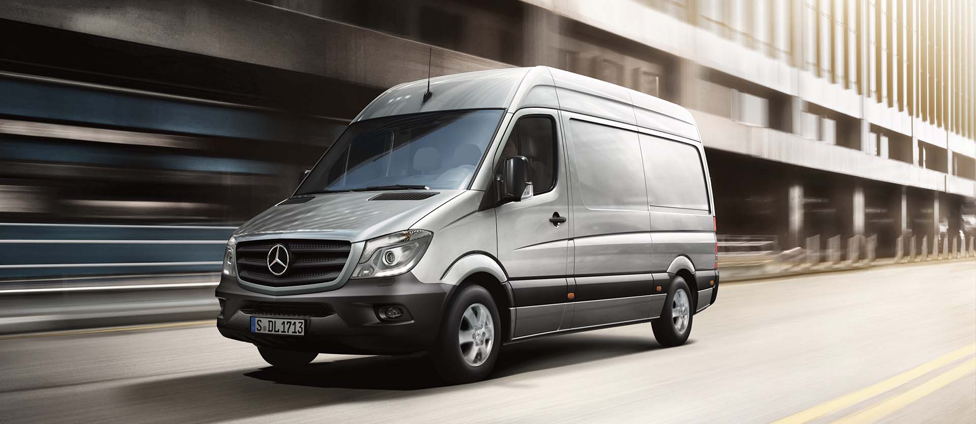 Nueva Mercedes-Benz Sprinter 2018 Concesur