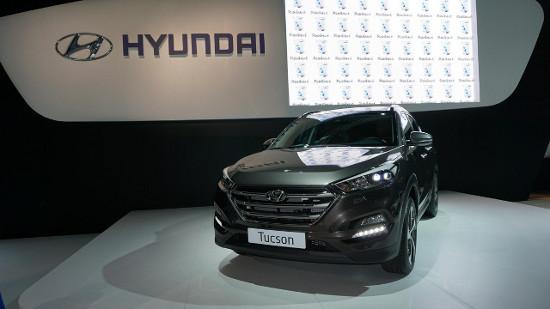 Hyundai Tucson BCN