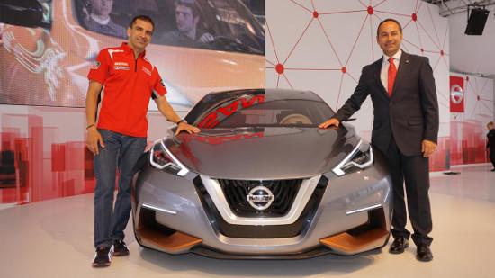 Nissan Concept BCN