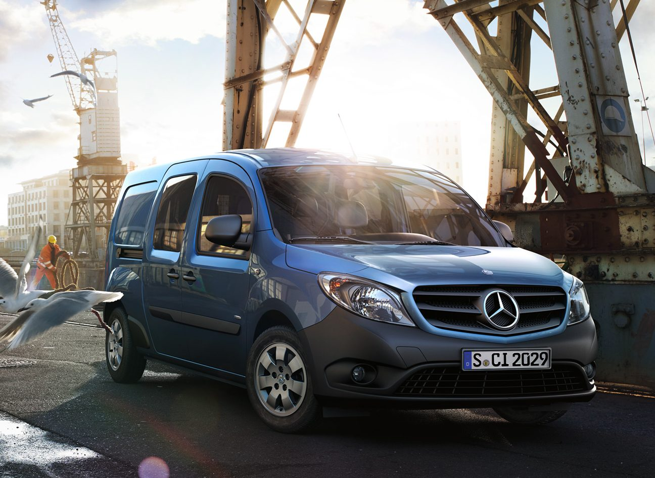 Mercedes-Benz Citan Mixta