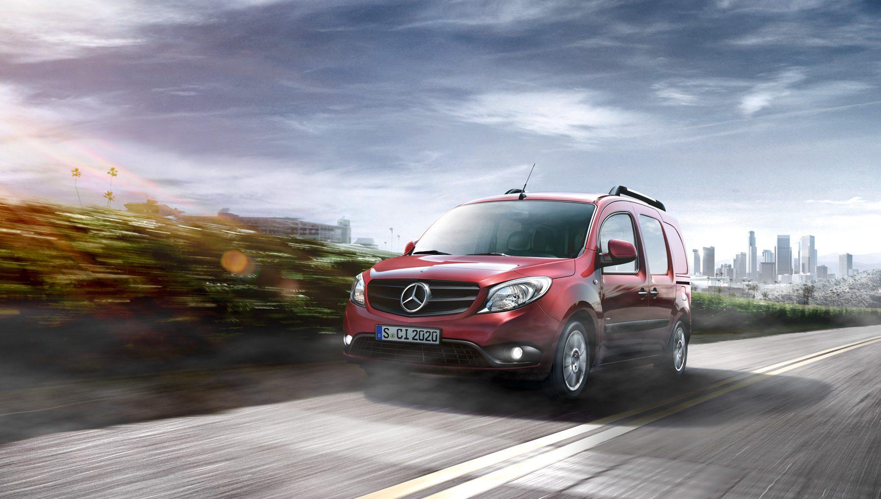 Mercedes-Bnez Citan Mixta