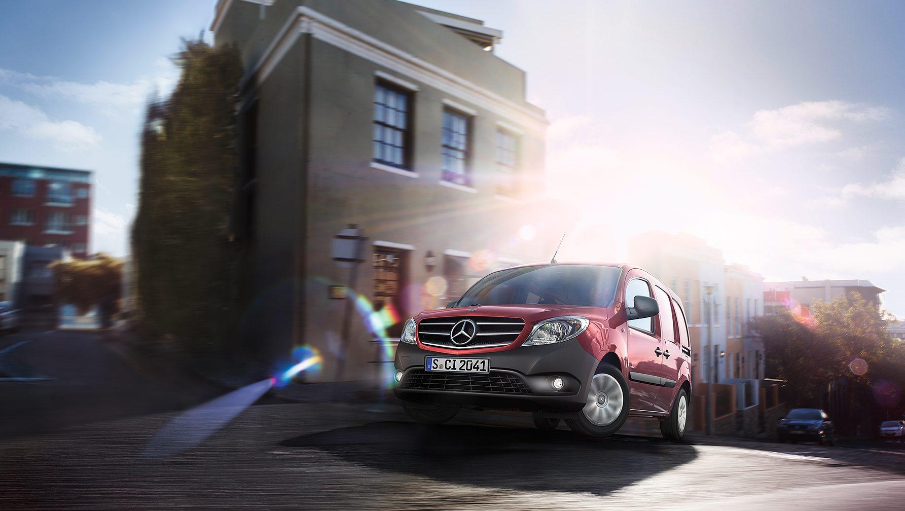 Mercedes-Benz Citan Furgón