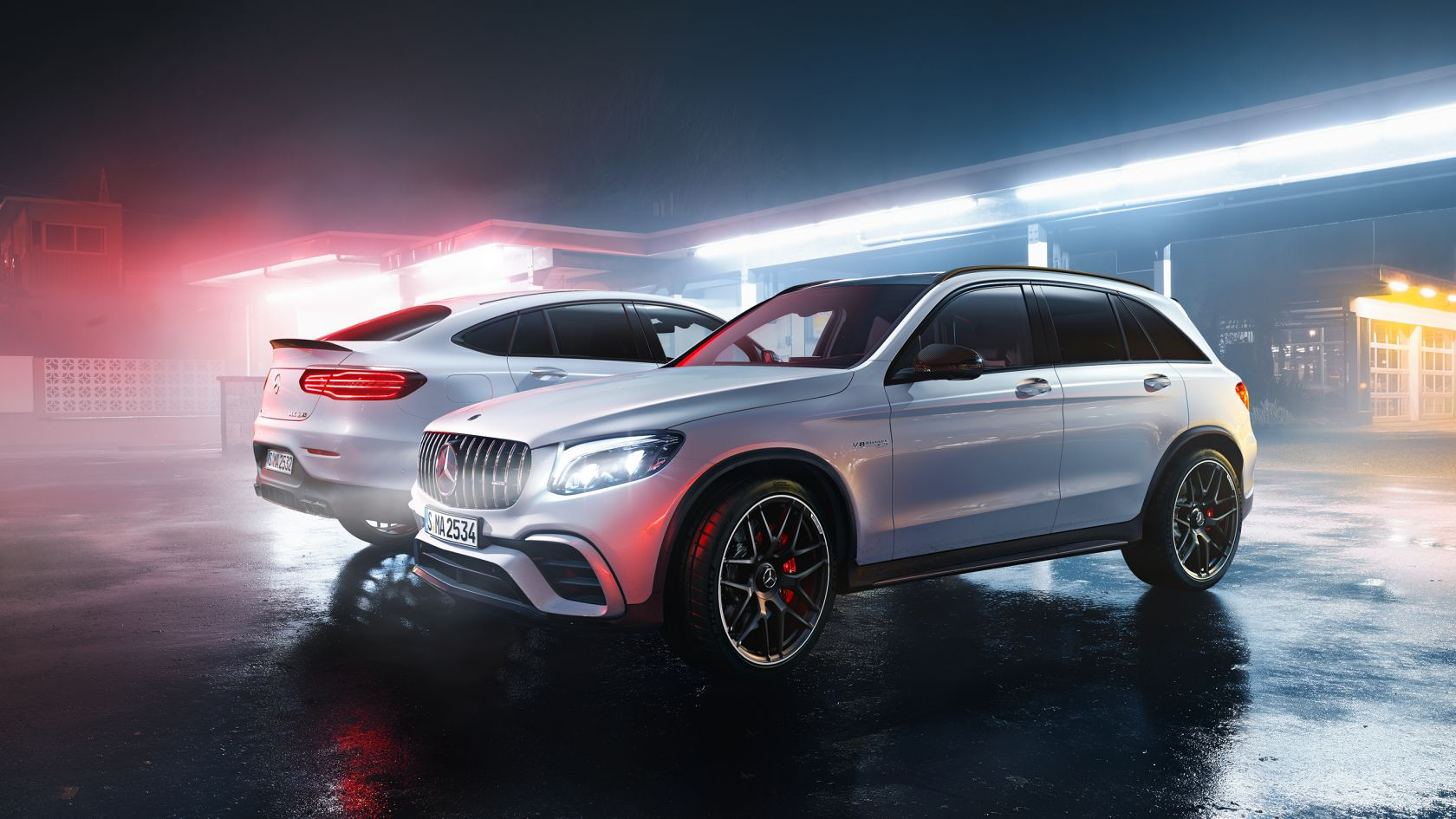 Mercedes-Benz GLC SUV Concesur