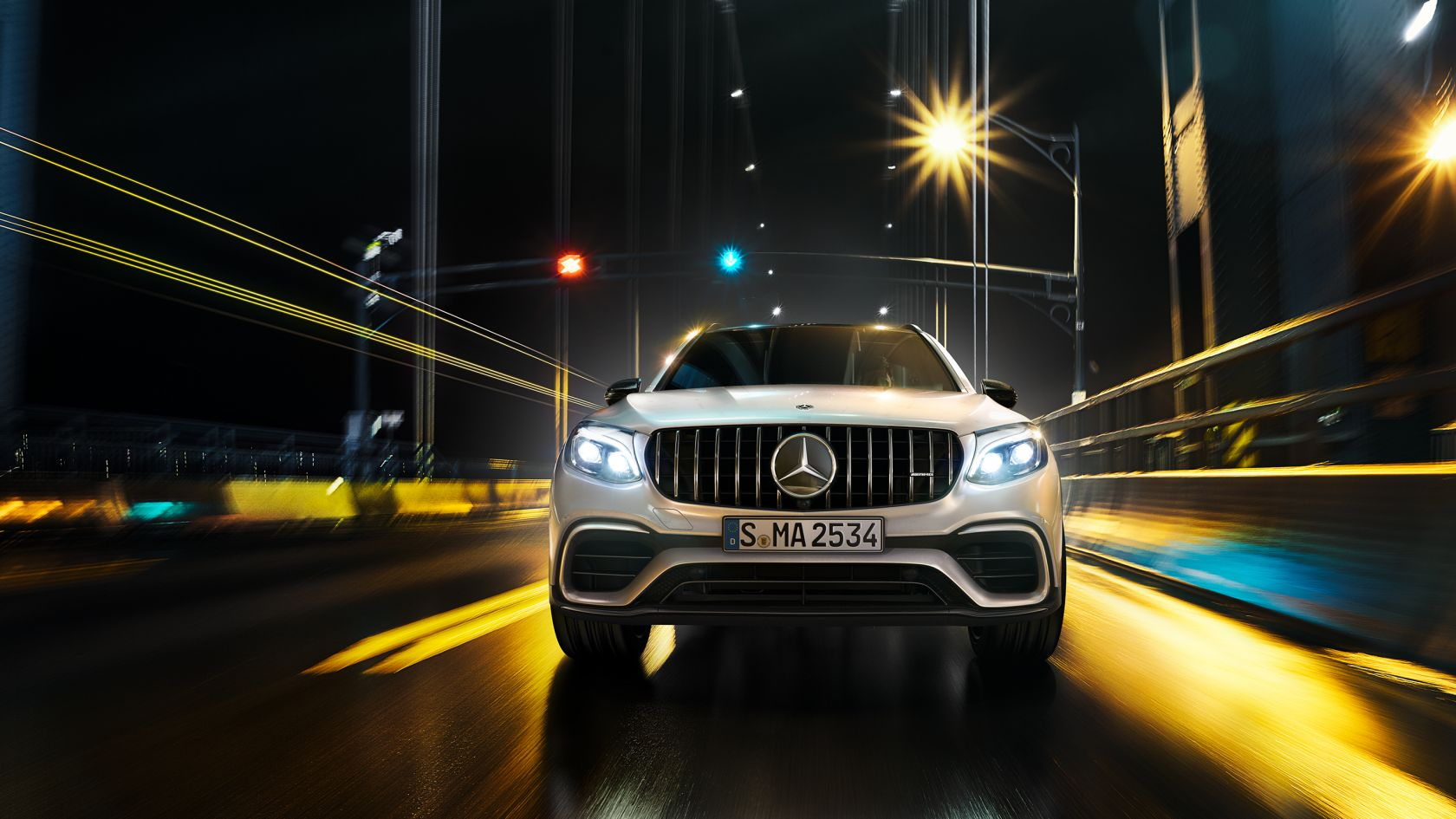 Mercedes-Benz GLC SUV Concesur
