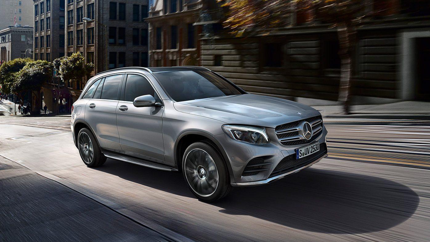Mercedes benz glc nuevo suv en grupo concesur for Mercedes benz glc precio