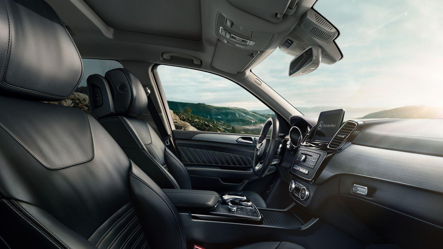 Mercedes-Benz GLE SUV Concesur