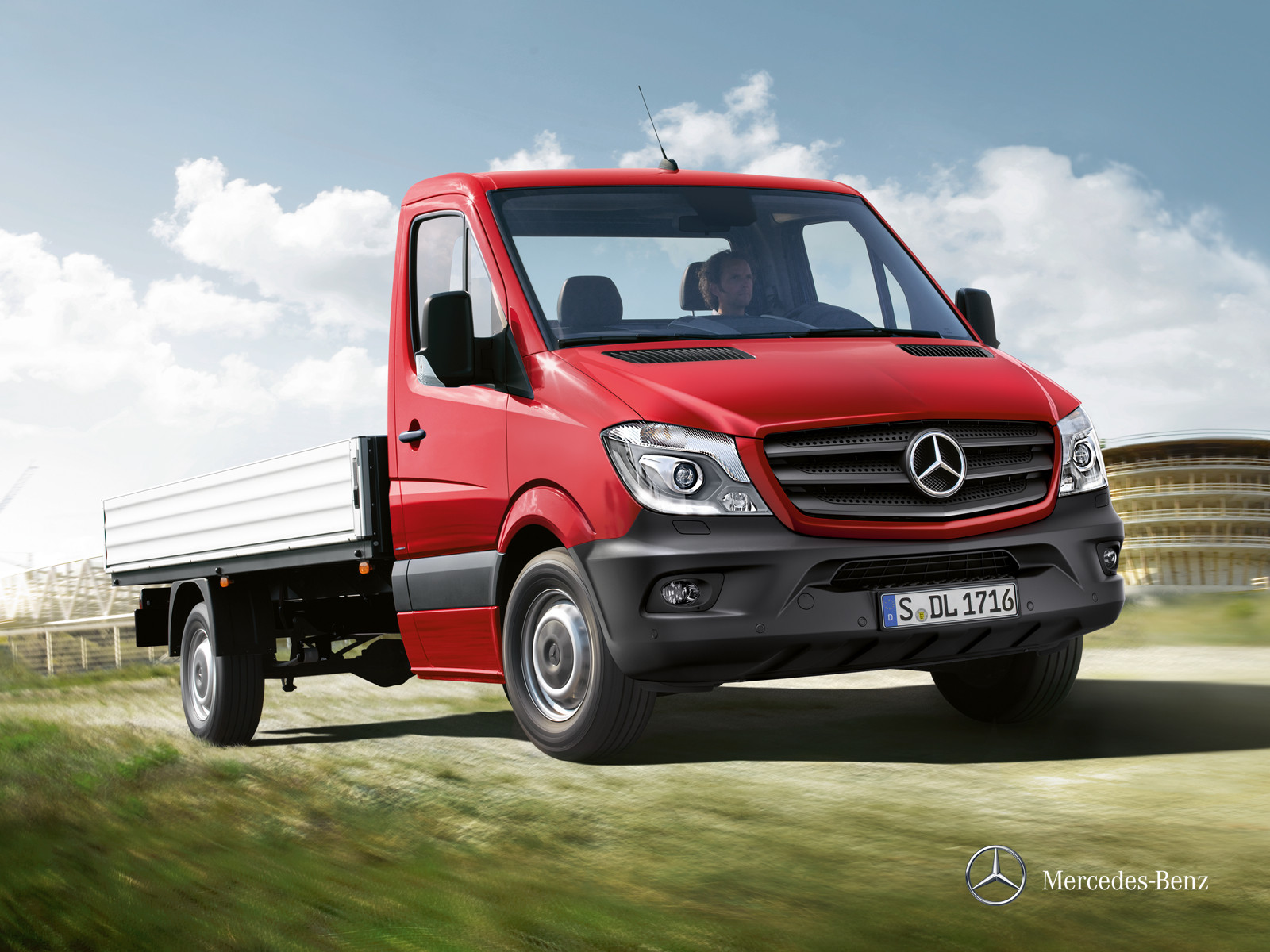 Mercedes-Benz Sprinter Plataforma