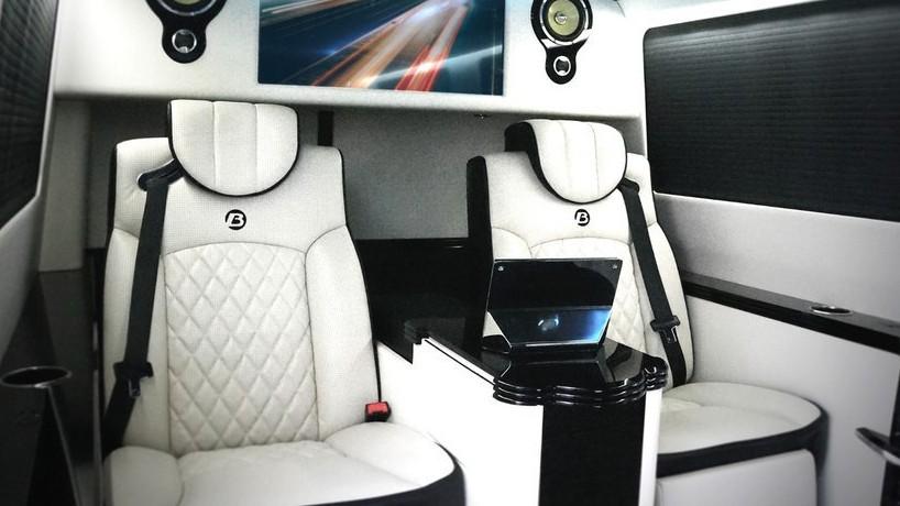 Mercedes Benz Sprinter Limusina