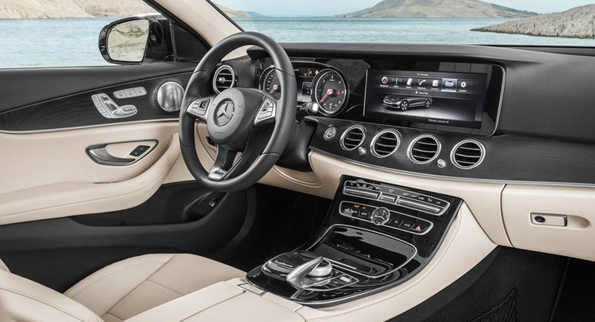El Nuevo Mercedes Benz Clase E 2016
