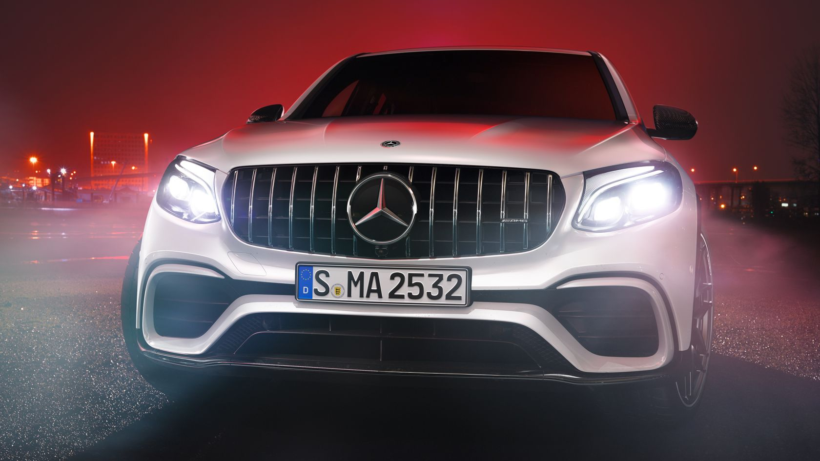 Mercedes-Benz GLC Coupé Concesur